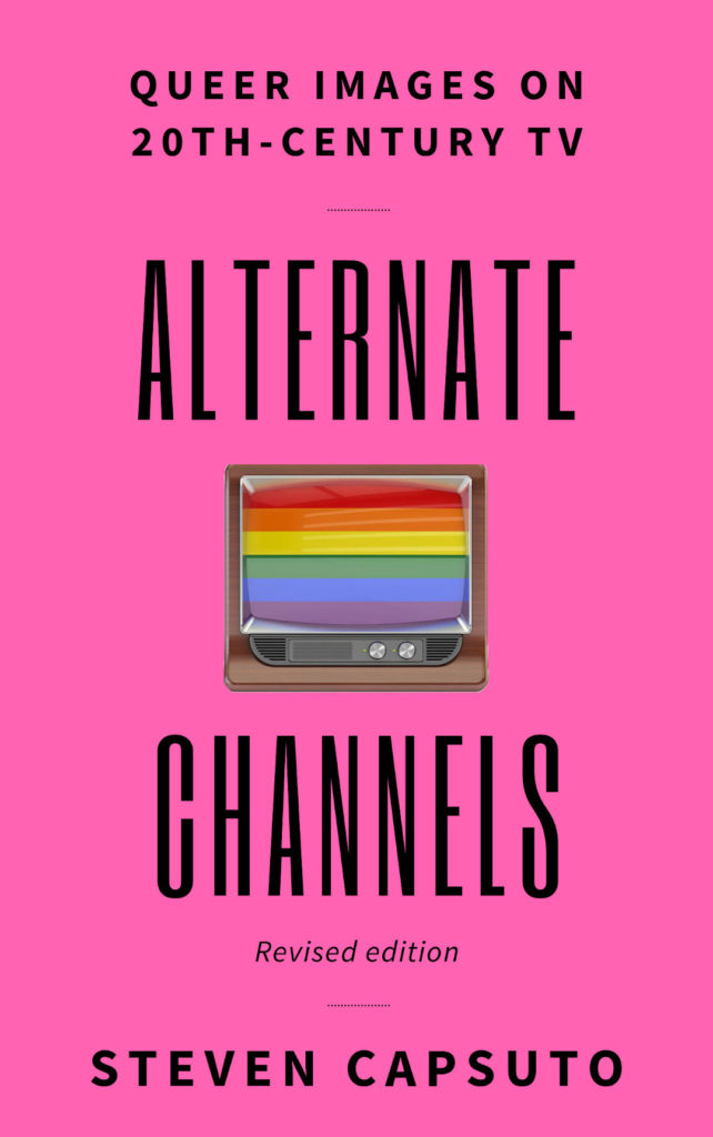 Book cover - ''Alternate Channels''